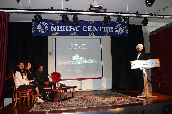 """Panel Discussion in London on """"Relevance of Anandpur Sahib to the Sikh Faith"""""""