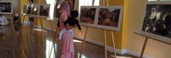 Exhibition at San Jose Gurudwara, California, USA