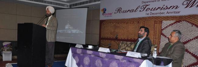 Rural tourism workshop – Amritsar